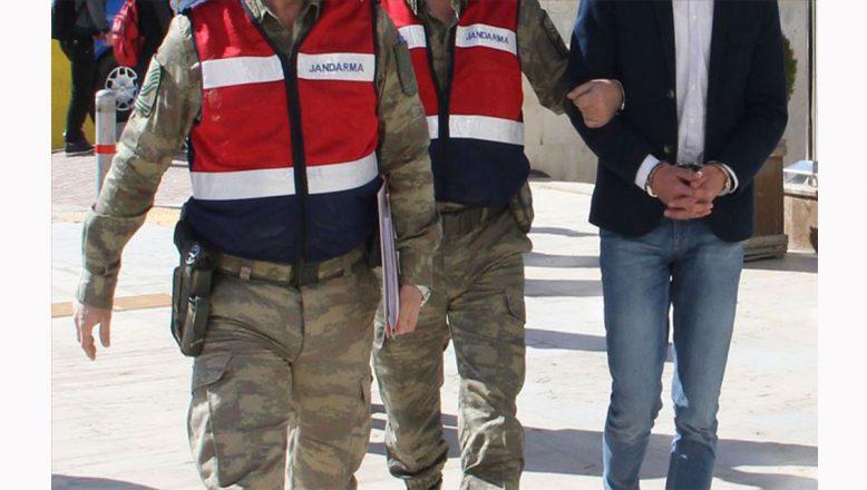 Ağrı'da Fetö Operasyonunda 4 Tutuklama
