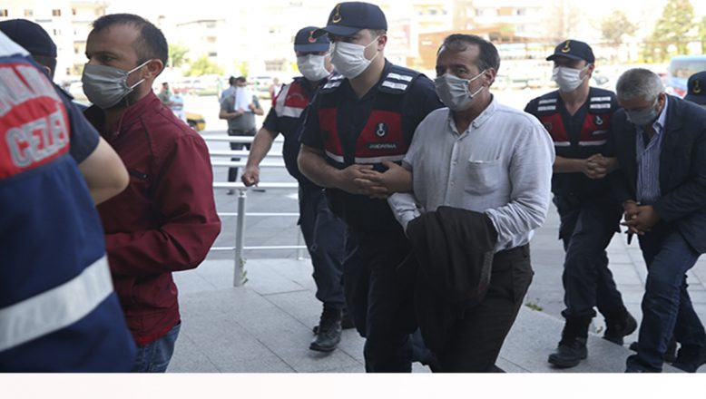 Göçmen kaçakçılığı operasyonlarında 8 tutuklama