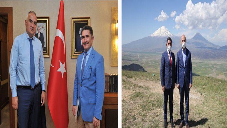 Anadolu'nun 'Açık Hava Müzesi 'Efsanelerin zirvesi Ağrı Dağı'na yolculuk zamanı