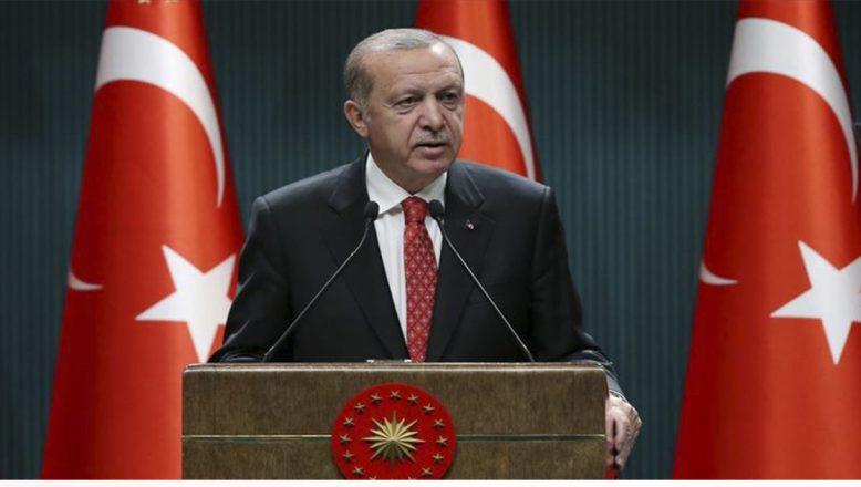 Cumhurbaşkanı Erdoğan:65 yaş ve üstü vatandaşlar her gün 10.00 ile 20.00 saatleri arasında dışarı çıkabilecekler