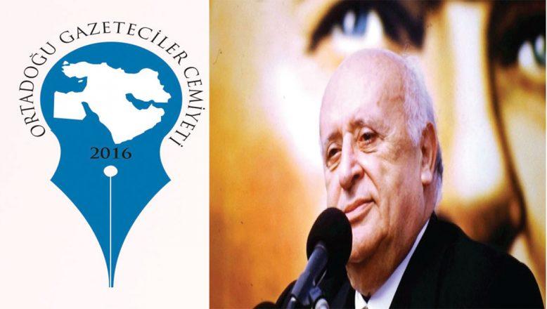 OGC'den Süleyman Demirel'i anma mesajı