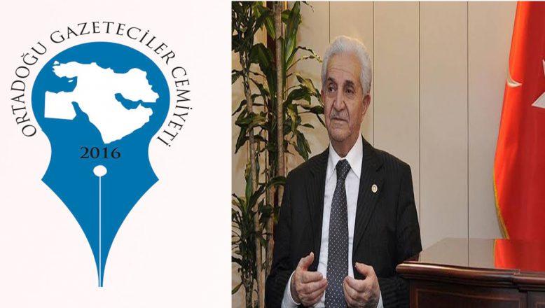 OGC'den  Siyasetçi Ahmet Tekdal İçin Taziye Mesajı