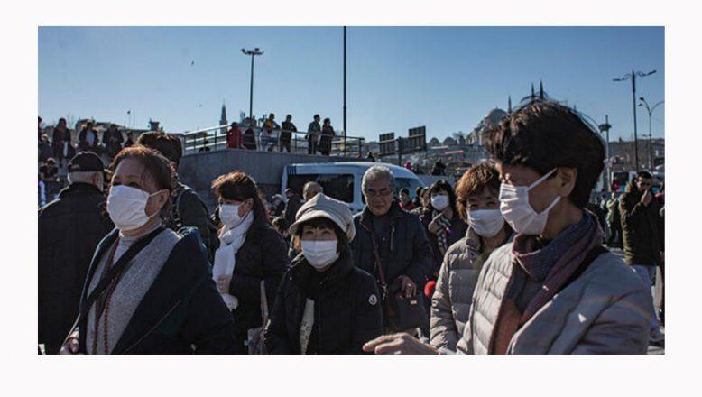 3 ile açık alanlarda maske zorunluluğu getirildi