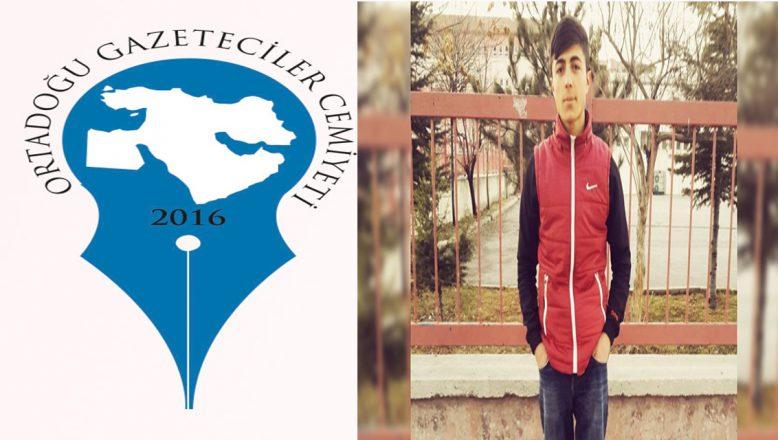 OGC'den,Hunharca Öldürülen Ağrı'lı Barış Çakan Cinayetine Kınama