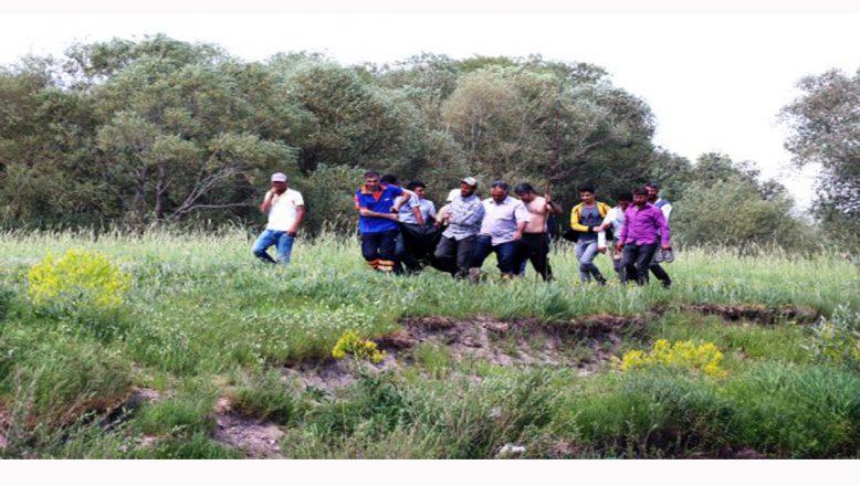 Tutak'da derede boğulan çocuğun cesedi bulundu