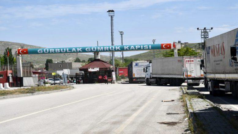 Gürbulak Sınır Kapısı'nın yeniden ticarete açılması ihracatçıları sevindirdi
