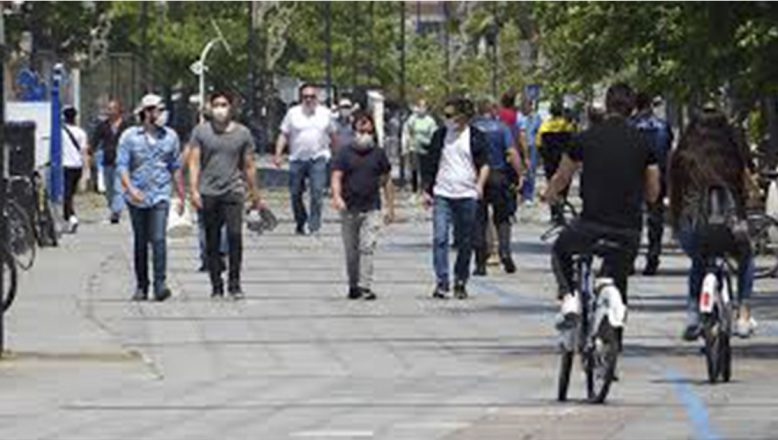 Maske Takmayana 900 Lira Para Cezası
