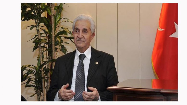 Siyasetçi Ahmet Tekdal Vefat Etti