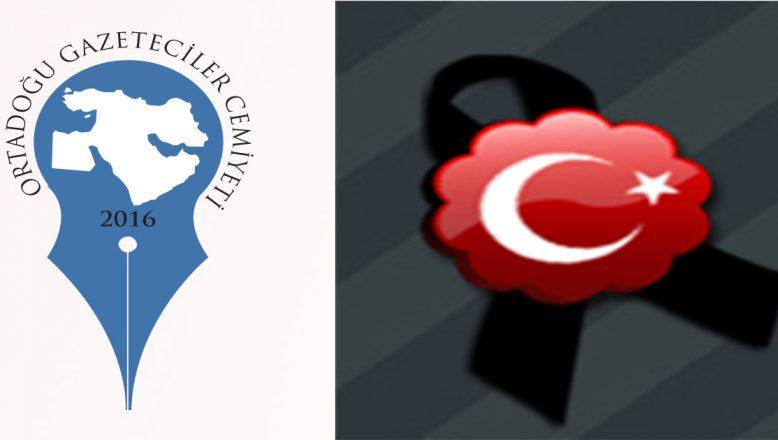OGC'den,Van'da PKK'lı teröristlerin yol yapım işçilerine yaptıkları hain saldırıya kınama
