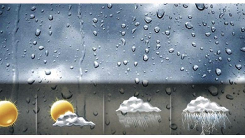 Meteorolojiden Ağrı ve Çevre İllere Sağanak Yağış ve Fırtına Uyarısı!