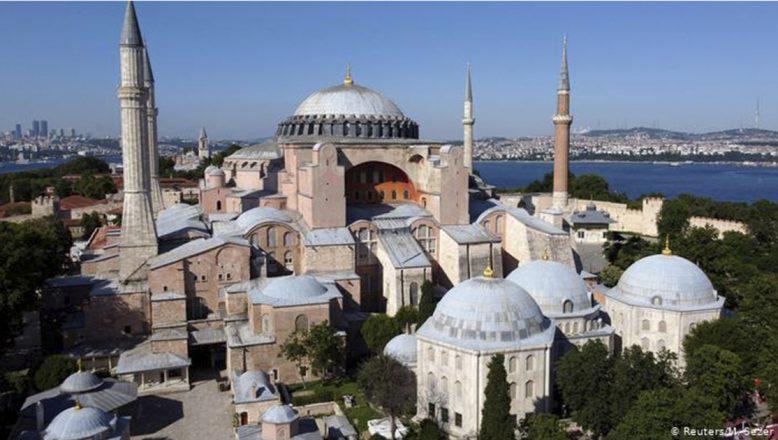 Diyanet'ten Ayasofya açıklaması! İki imam dört müezzin olacak