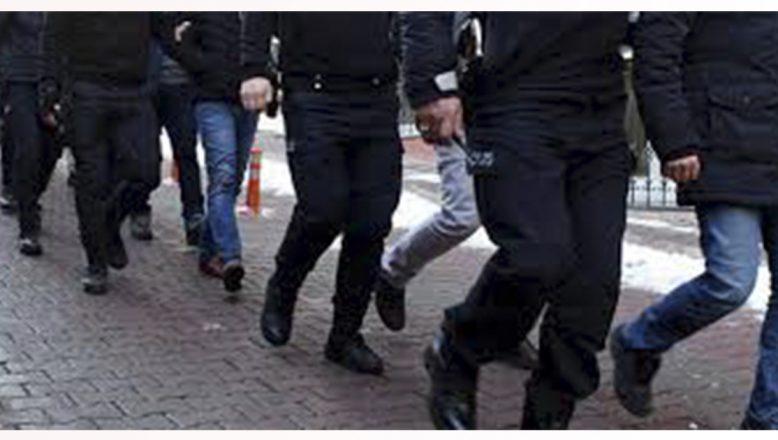 Ağrı'da Fetö Operasyonunda  6 Zanlıya Gözaltı