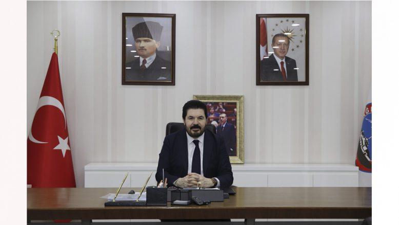 Ağrı Belediye Başkanı Sayan'ın 15 Temmuz Demokrasi Ve Milli Birlik Günü Mesajı