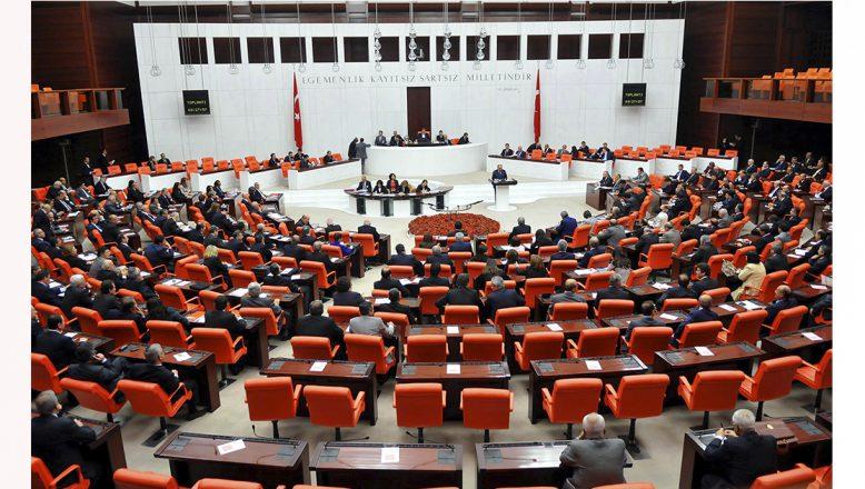 Çoklu Baro düzenlemesine ilişkin kanun teklifinde 12 madde kabul edildi