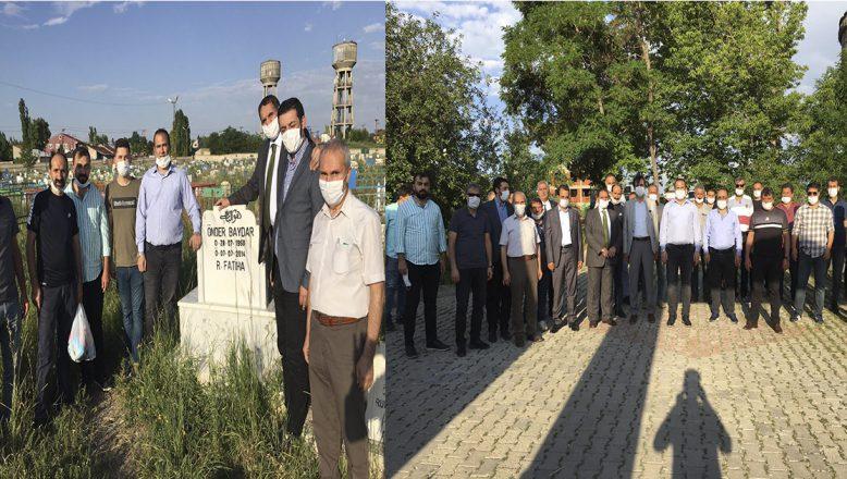 SPOR CAMİASI ÖNDER BAYDAR'I UNUTMADI