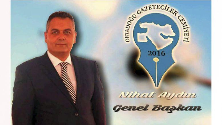 """OGC Genel Bakanı AYDIN'dan """"AYASOFYA"""" Mesajı"""