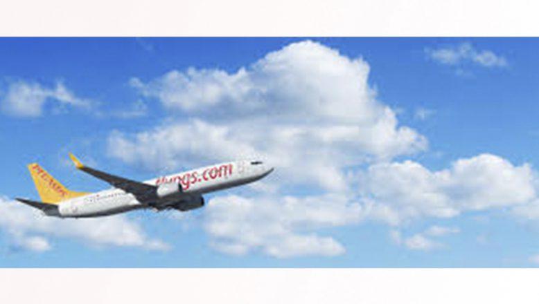 Pegasus,İstanbul Sabiha Gökçen'den de Ağrı'ya uçuşlarını başlatıyor