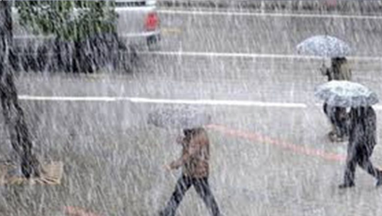 DİKKAT! Meteorolojiden  Ağrı ve bu üç ile şiddetli sağanak yağış uyarısı geldi!