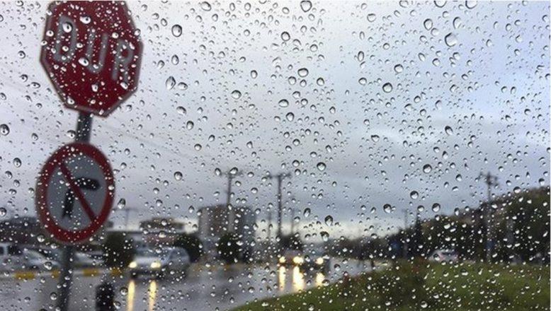 Ağrı ve 5 ilde gök gürültülü sağanak yağış bekleniyor