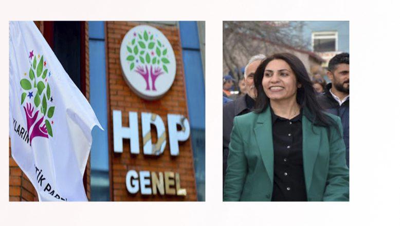 HDP'li Belediye Başkanı Acar, kesin ihraç talebiyle Merkez Disiplin Kuruluna sevk edildi