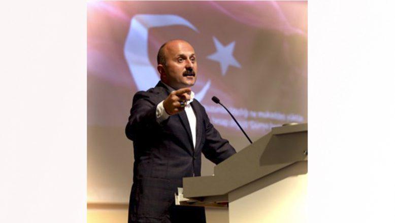 Ağrı Valisi Dr. Osman Varol Devir Teslim Programında