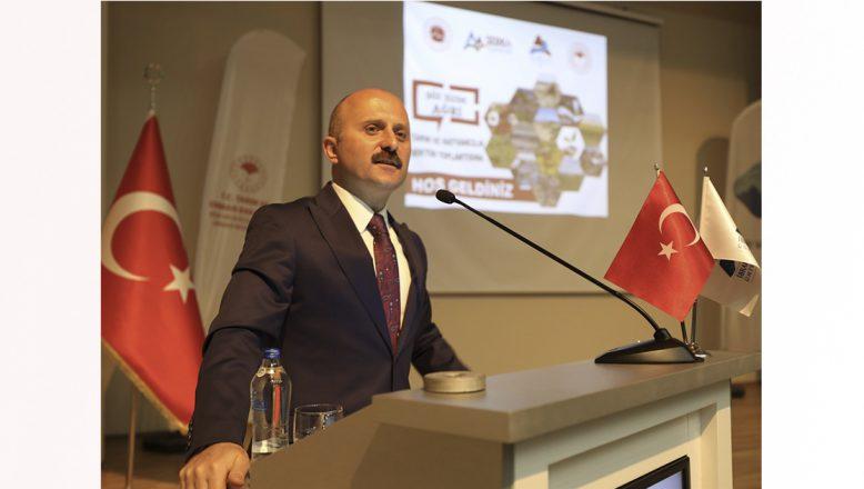 Ağrı Valisi Varol, Tarım ve Hayvancılık Sektör Toplantısına Katıldı