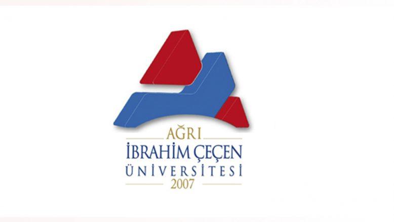 Ağrı İbrahim Çeçen Üniversitesine lisansüstü öğrenci alımı yapılacak