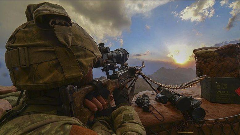 Ağrı'da Terörist Operasyonunda 4 Terörist Etkisiz Hale Getirildi