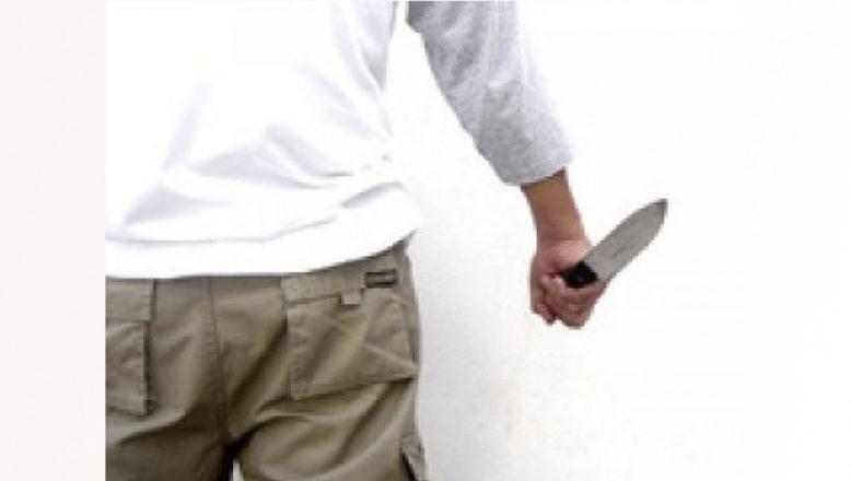 Ağrı'da, bıçakla çevresine saldıran bir kişi, 1'i ağır 4 kişiyi yaraladı