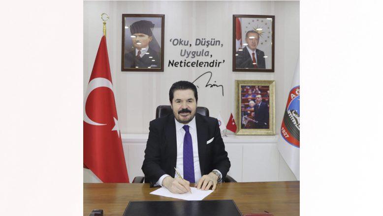 Ağrı Belediye Başkanı Sayan,Muharrem İnce ile ilgili çarpıcı bir tespit yaptı