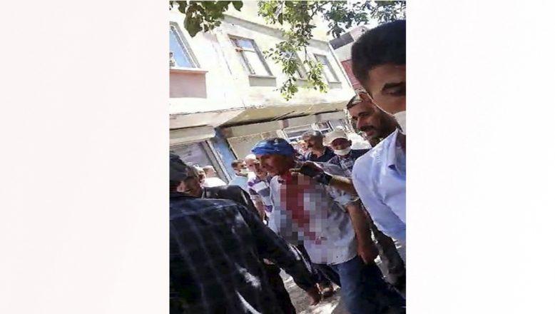 Ağrı,Doğubayazıt'ta bıçaklı ve sopalı kavgada biri ağır 10 kişi yaralandı