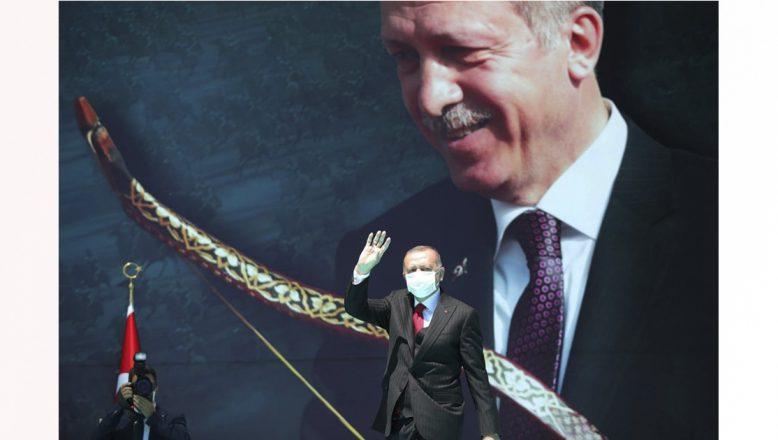 Cumhurbaşkanı Erdoğan, Türkiye'nin artık sabrı sınanacak, kararlılığı, imkanları ve cesareti test edilecek bir ülke değil