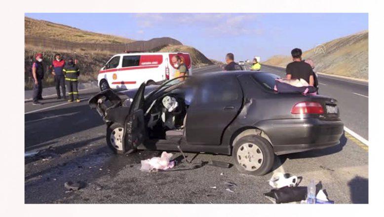 Feci Kazada Aynı Aileden 2 Kişi Hayatını Kaybetti