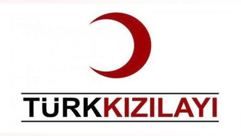 Ağrı'da Türk Kızılayından Asırlık Çınarlara Yardım Eli