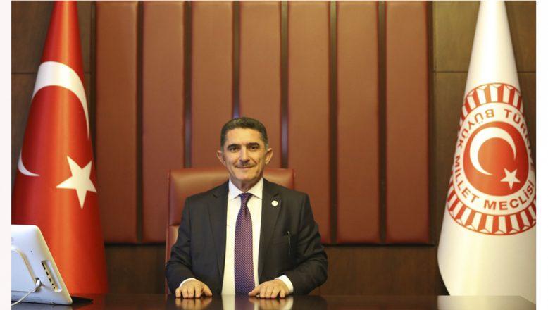 Ak Parti Ağrı Milletvekili Çelebi:Ağrı'mıza 142 doktor kadrosu tahsis edilmiştir