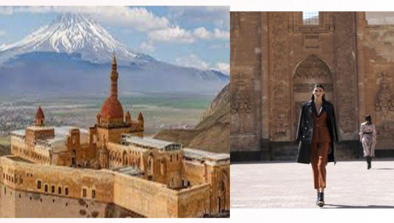 Görkemli İshak Paşa Sarayı'nda Tarihi Defile