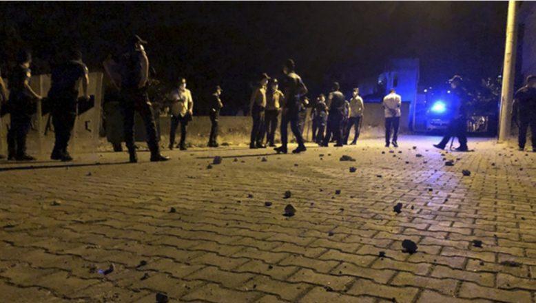 Ağrı-Taşlıçay'da çıkan kavgada 10 kişi yaralandı