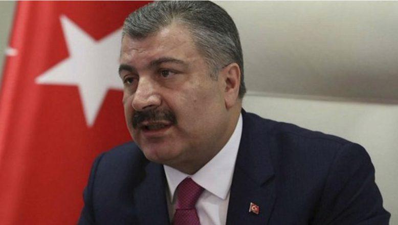 Sağlık Bakanı Koca:Hızlı Vaka Artışı Olan 4 İl İle İlgili,Tedbirler Göz Ardı Edildi!