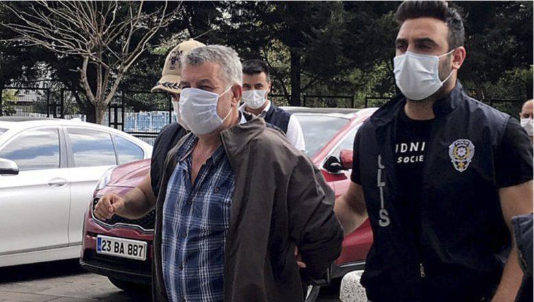 MİT'in Ukrayna'daki PKK operasyonunda,PKK/KCK mensubu İsa Özer tutuklandı