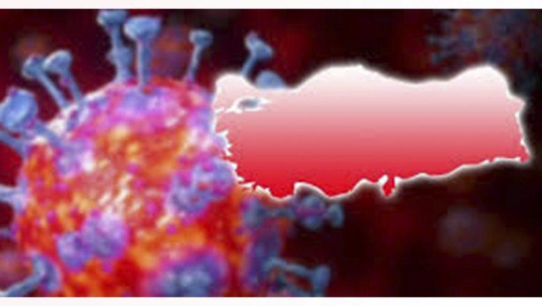 Türkiye'de Bugün Koronavirüsten 72 Kişi Hayatını Kaybetti,Vefat Sayıları Artıyor!