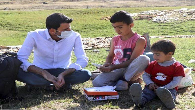 THY Çalışanı CANŞİ Köy Çocuklarına Tablet ve İnternet Bağış Kampanyası İçin Yollarda