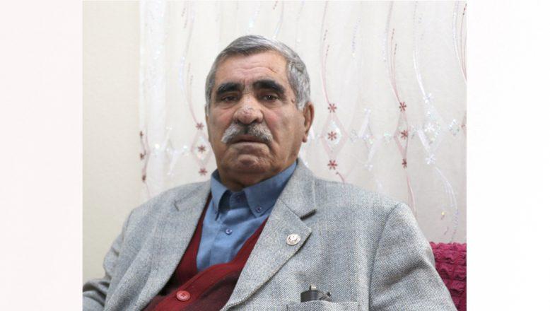 Ballıbostan Köyü Muhtarı Muhlis Polat Vefat Etti