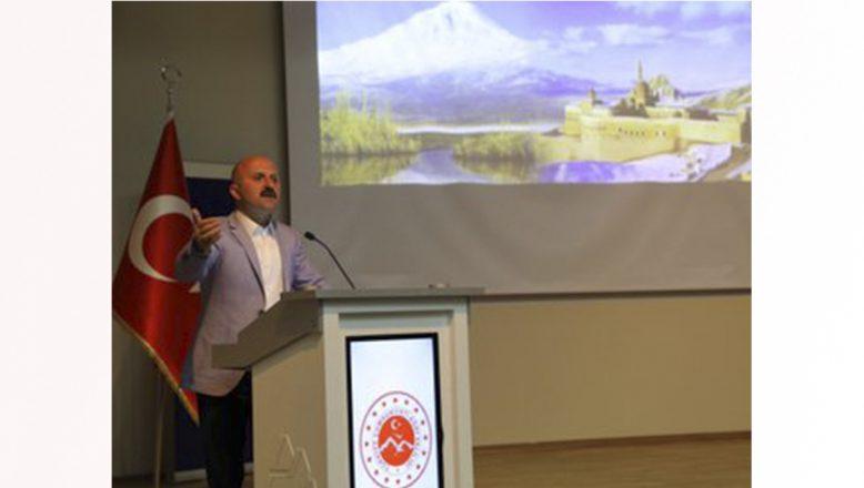 Ağrı Valiliğince Turizm Sektör Toplantısı Gerçekleştirildi