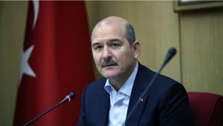 İçişleri Bakanı Soylu: Bu gece yarısından itibaren kafeterya ve restoranlarda müzik yayını sona erecek