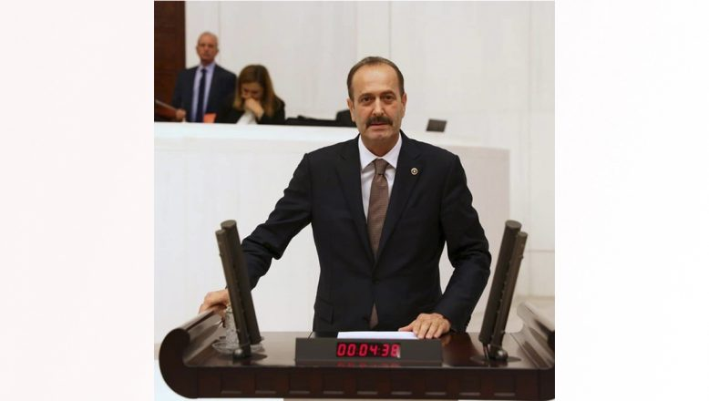 MHP İzmir Milletvekili T.Osmanağaoğlu'nun Acı Günü