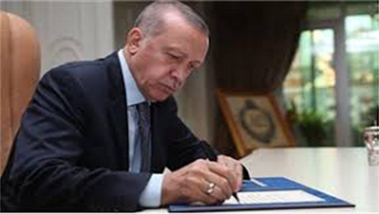 Cumhurbaşkanı Erdoğan Yeni Atama Kararlarını İmzaladı