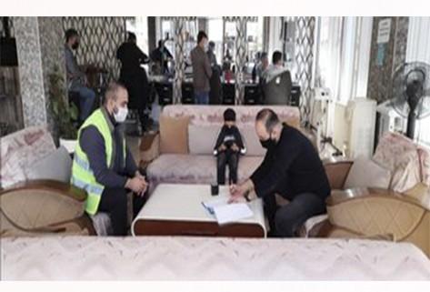 Ağrı'da karantina kurallarına uymayanlara 69 bin 300 lira para cezası