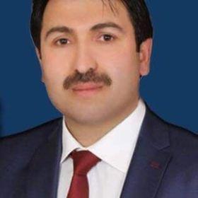 Mehmet Nuri Yıldız Ak Parti Ağrı Merkez İlçe Başkanı Oldu