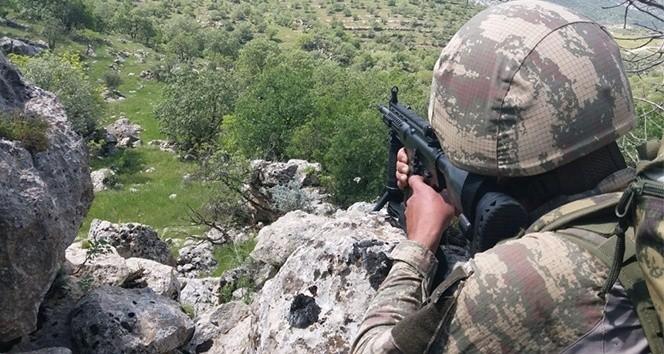 Ağrı'nın Doğubayazıt ilçe kırsalında 3 terörist etkisiz hale getirildi