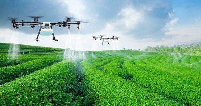 Bakan Pakdemirli akıllı tarımda yeni dönem başlıyor